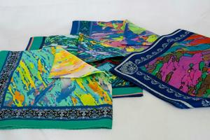 EBSD织构结果图真丝丝巾