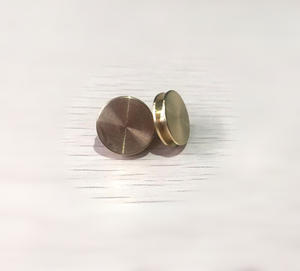 铜制直径12.5mm钉形样品台